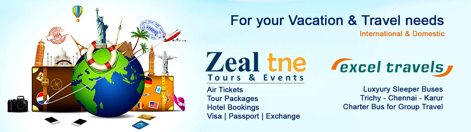 Zeal Tours and Events